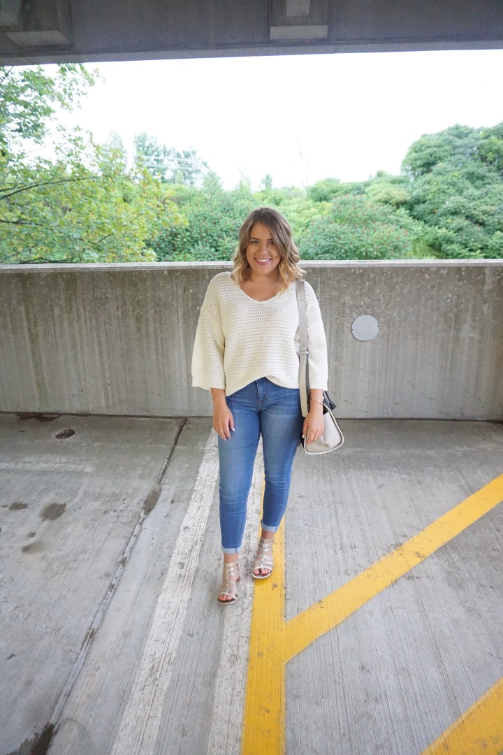 Summer Date Night Outfit |2017